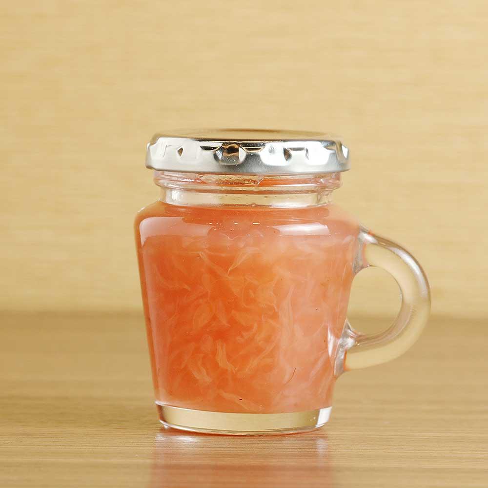晩白柚と木苺のコンフィチュール